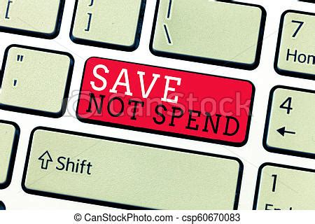 The Importance of Saving Money SPM English Continuous